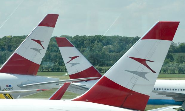 THEMENBILD: AUSTRIAN AIRLINES (AUA)