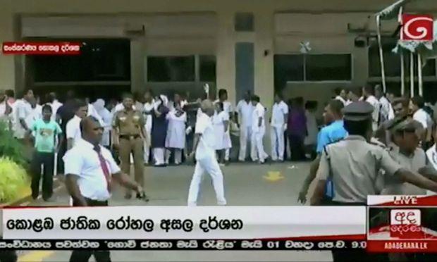 Krankenhaus in Colombo