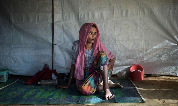 Rohingya-Verfolgung könnte Völkermord sein — UN