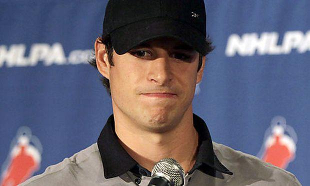 Sidney Crosby muss tatenlos zuschauen