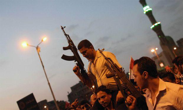 Machtkampf aegypten steuert Showdown