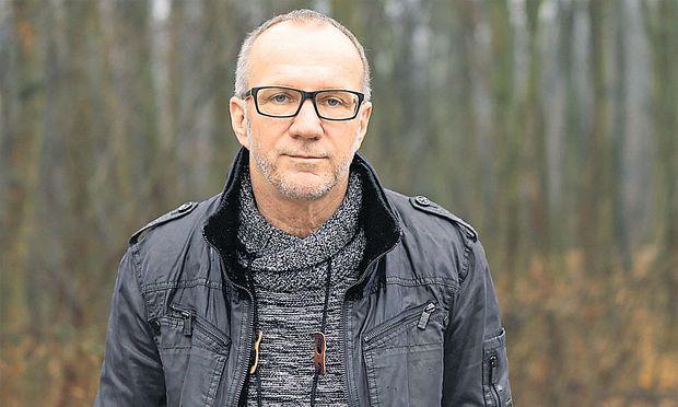 Daniel Glattauer ließ sich von einer anonymen Geldspenderserie in Braunschweig inspirieren.