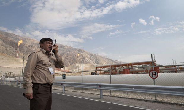 Ölpreise steigen kräftig nach US-Austritt aus Iran-Abkommen