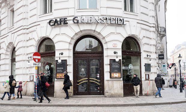 In das einstige Café Griensteidl soll nächstes Jahr ein Billa Corso einziehen.