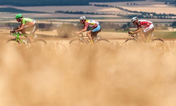 Drei russische Radfahrer verklagen die Weltantidopingagentur (Archivbild).