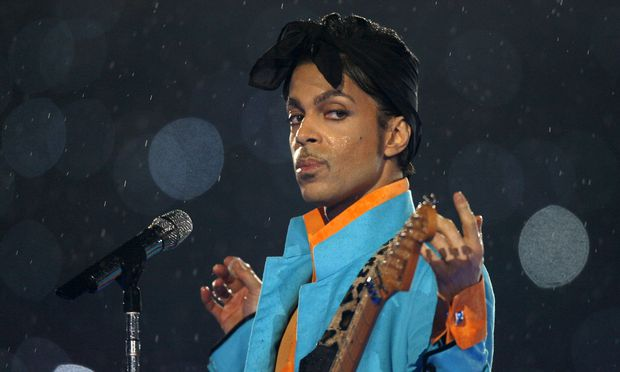 Prince starb am 21. April 2016