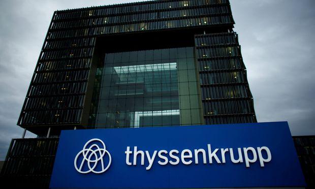 WAZ: Thyssenkrupp und Tata besiegeln Stahlfusion