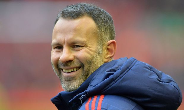 Ryan Giggs neuer Nationalcoach von Wales