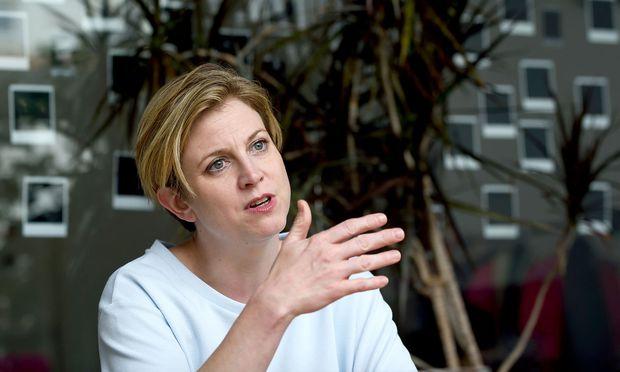 Beate Meinl-Reisinger ist Parteichefin der Wiener Neos.