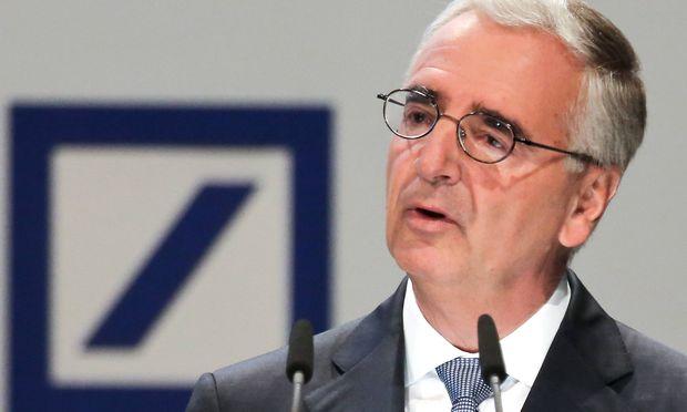 Paul Achleitner weiß als Präsident der Deutschen Bank um die Herausforderungen für Mitglieder des Kontrollorgans.