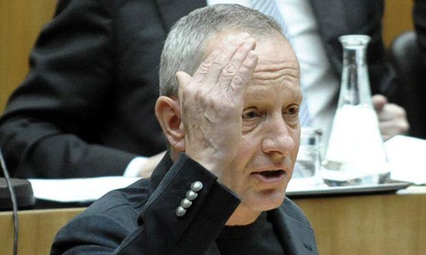 Nationalrat Pilz sorgt WehrmachtSager
