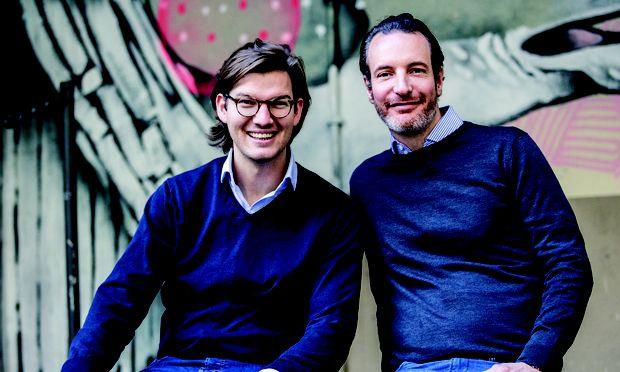 Valentin Stalf und Maximilian Tayental haben  N26 gegündet