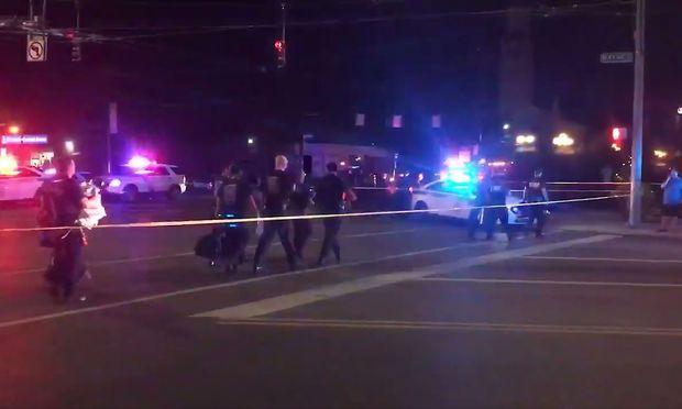Zehn Tote bei Schusswaffen-Angriff im US-Bundesstaat Ohio