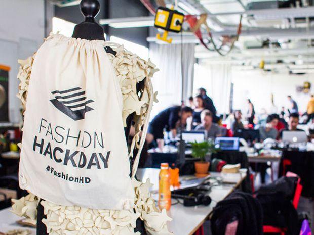 Der erste Fashion Hack Day fand 2016 statt.