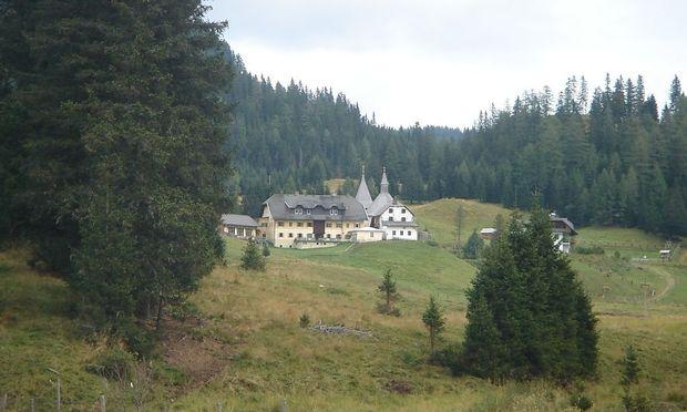 Die Gemeinde Flattnitz in Kärntnen lockt mit kühlen 23 Grad.
