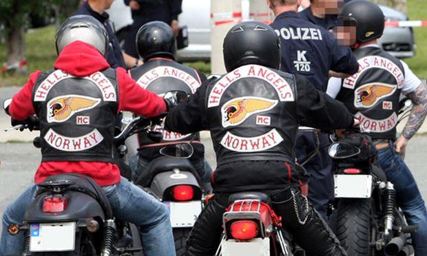 Hells Angels aus aller Welt versammeln sich am Wochenende am Schwarzlsee in der Steiermark.