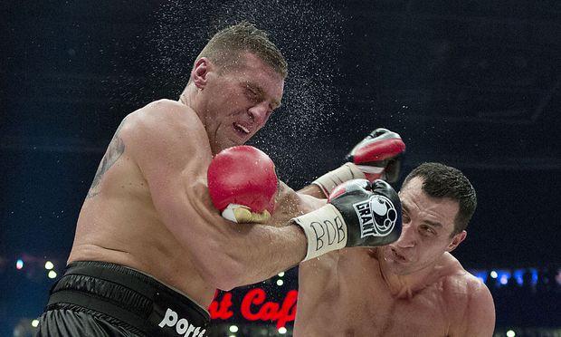 Wladimir Klitschko, Mariusz Wach