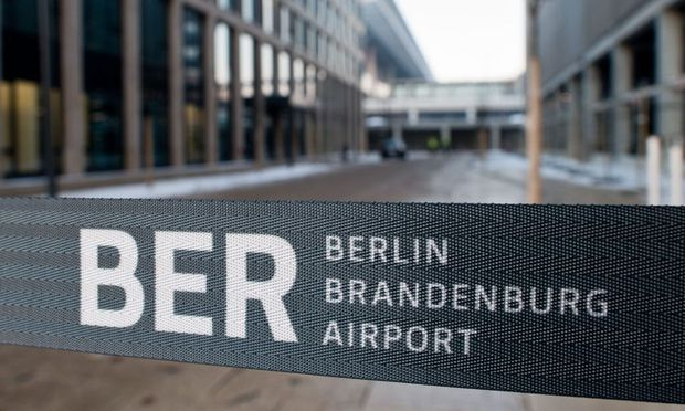 GERMANY BRANDENBURG AIRPORT