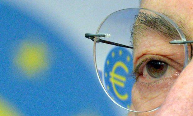 EZB-Chef Mario Draghi hat es nicht eilig mit Zinserhöhungen