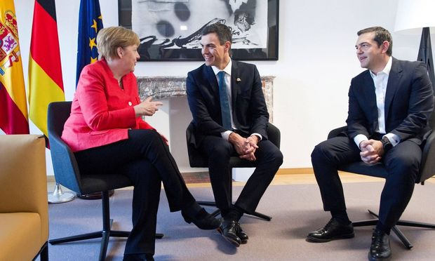Keine bilaterale Vereinbarung: Budapest und Prag widersprechen Merkels Behauptung zu Einigung