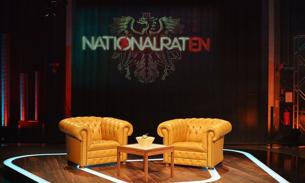 Nationalraten - Die politische Quiz-Talk-Show