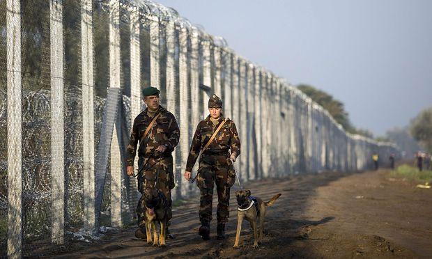 HUNGARY REFUGEES MIGRATION CRISIS