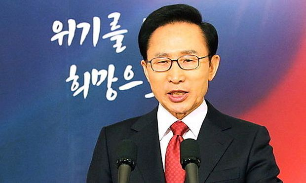 SOUTH KOREA LEE NEW YEAR ADDRESS