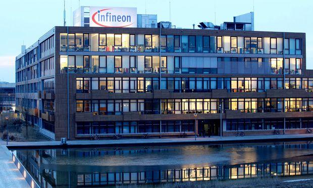 Unternehmen Infineon Technologies Mittwoch 07 03 2012 Der Firmensitz der Infineon Technologies AG