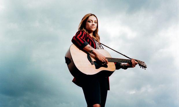 Große Gefühle. Amy Macdonald singt einen Mix aus Folk und Rock.