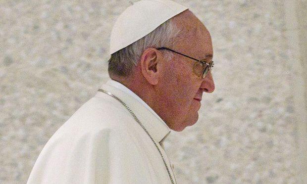 Papst plaudert ueber Konklave
