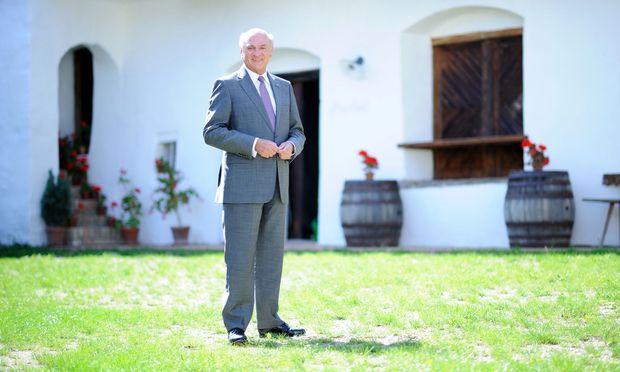 Der frühere Landeshauptmann von Niederösterreich, Erwin Pröll