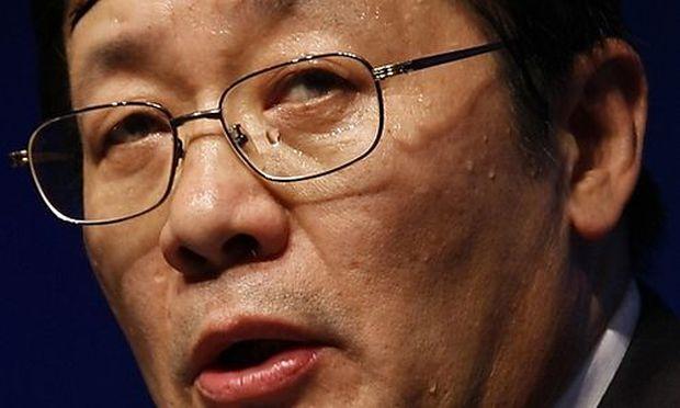 Der dem Staatsfonds CIC vorstehende Lou Jiweisoll zu Gesprächen in Rom gewesen sein