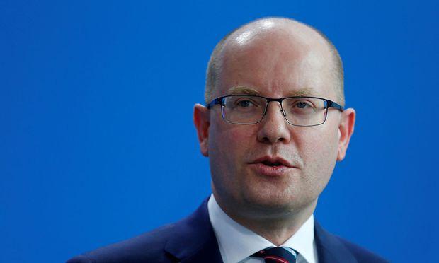Tschechiens Premier Sobotka tritt als Parteichef zurück