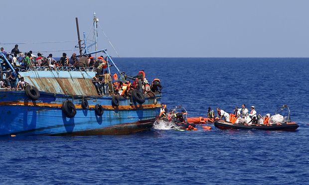 Ärzte ohne Grenzen Keine Einsätze mehr im Mittelmeer