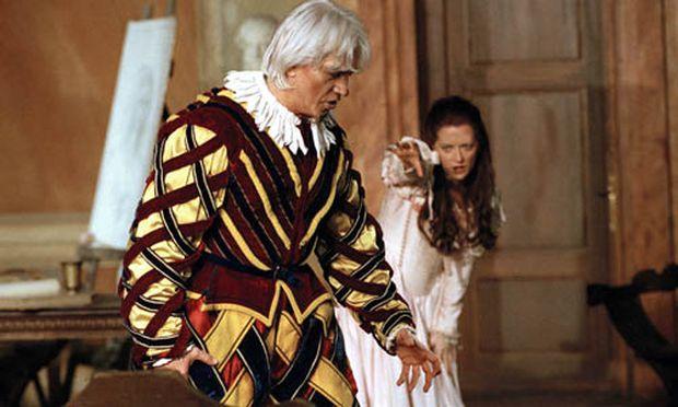 Staatsoper Unmoeglich Rigoletto spielen