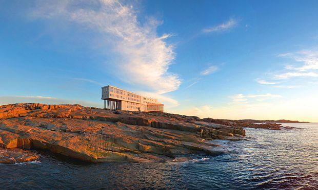 Gäste. Das nachhaltige Fogo Island