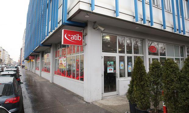 Atib-Zentrum in der Wiener Gudrunstraße (Symbolbild)