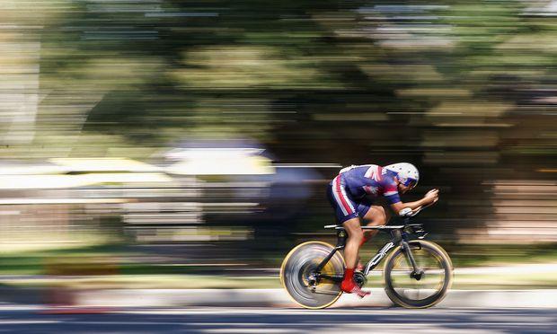 Symbolbild Radsport