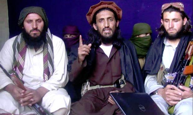 Pakistan: Taliban-Großangriff fordert dutzende Tote
