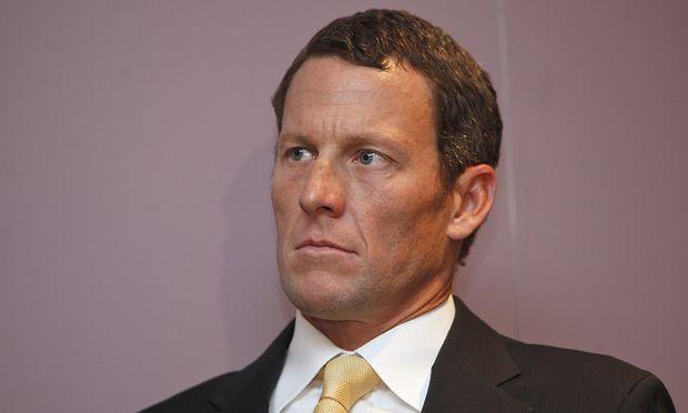 Radsport Armstrong provozierte durch