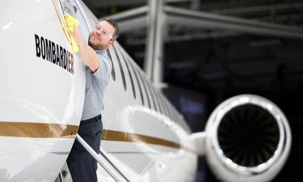 Bombardier Businessjet