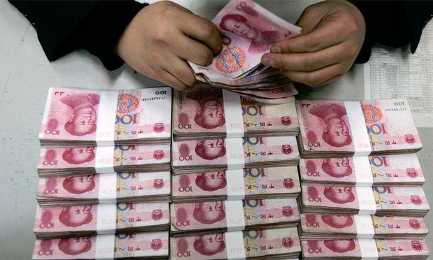 Zeitbombe tickt Chinas Schattenbanken