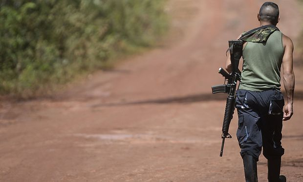 COLOMBIA-PEACE-FARC