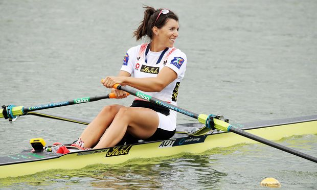 ROWING - World Rowing Cup Linz Ottensheim