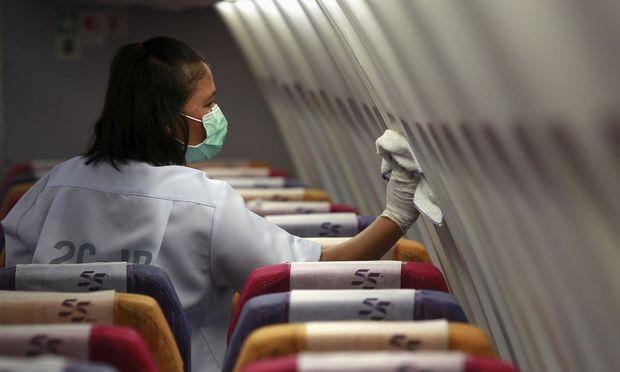 Wie sauber sind Flugzeuge?