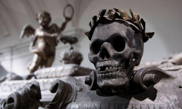 Die Kapuzinergruft vereint die Ambivalenzen rund um die Habsburger und den franziskanischen Bettelorden.