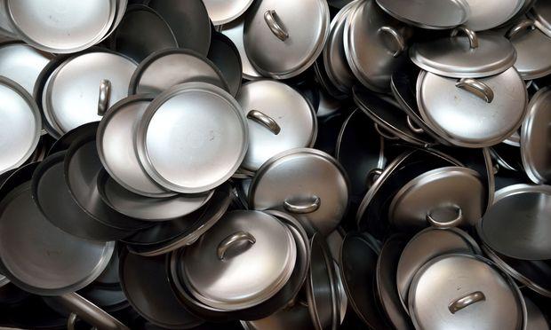 Das Herzstück der HTI ist die Gruber & Kaja. Sie entwarf in der Nachkriegszeit den Schnellkochtopf Kelomat.