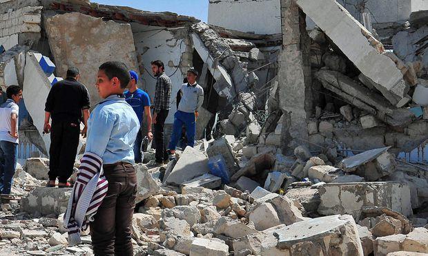 Libyen Tote Bombenanschlag Bengasi