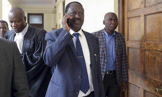 Kenia: Präsidentenwahl am 17. Oktober wiederholt