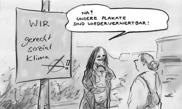 Gezeichnet von Bernd Zeller.